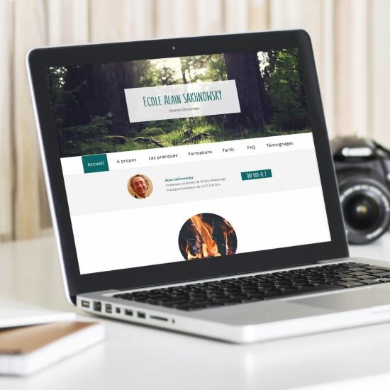 Webdesign - création de site internet