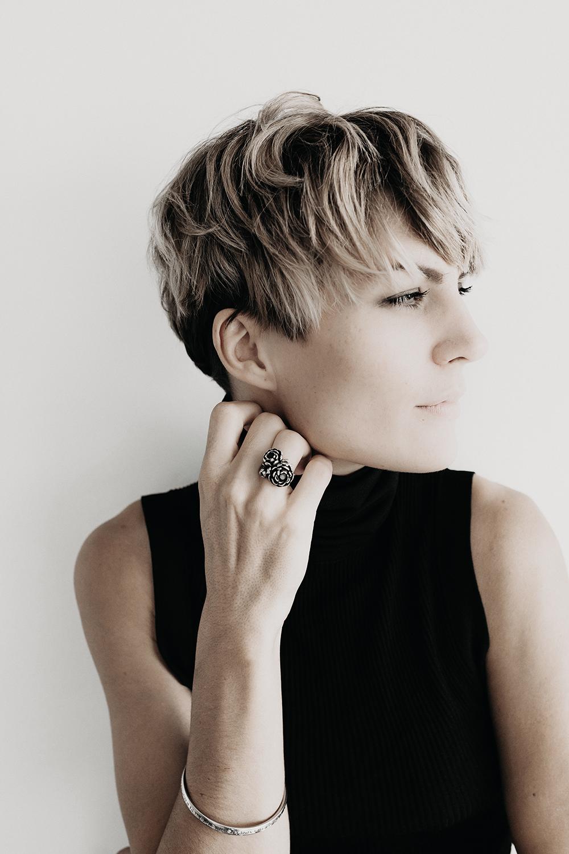 Laura Peterman, styliste, graphiste et webdesigner