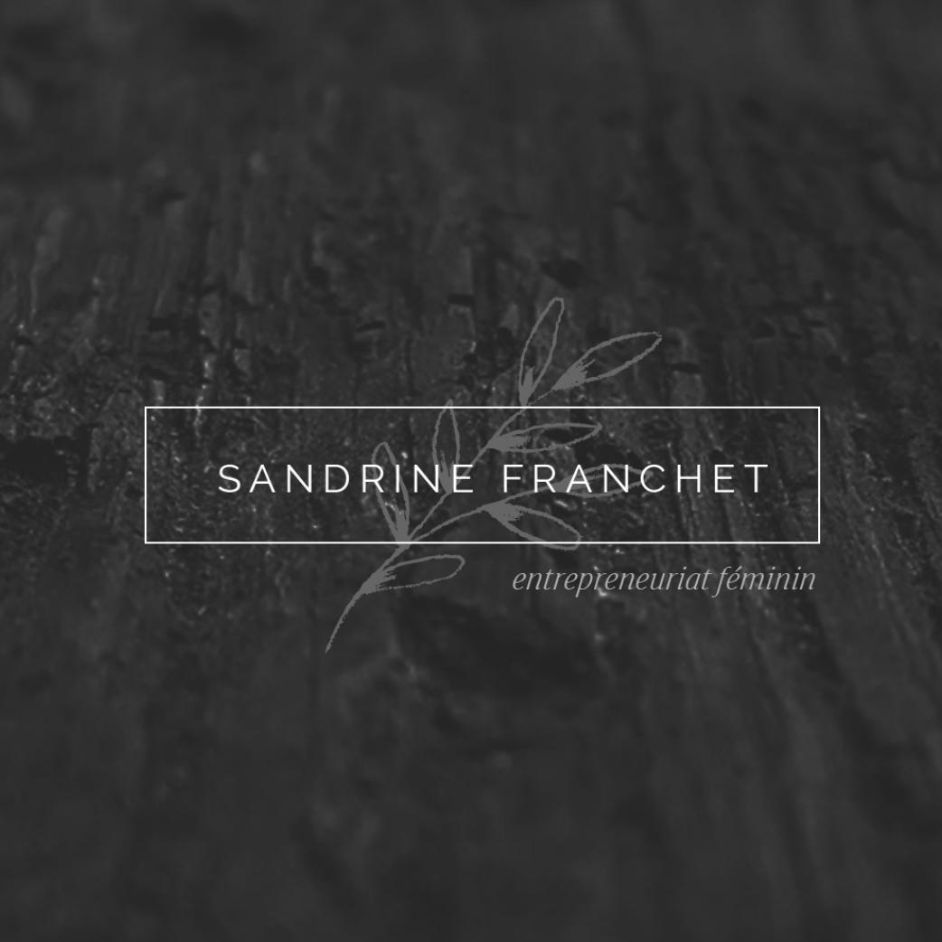 Création de logo pour Sandrine Franchet