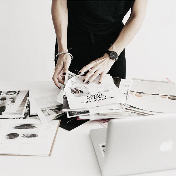 Création de logo, branding, identité visuelle tous supports