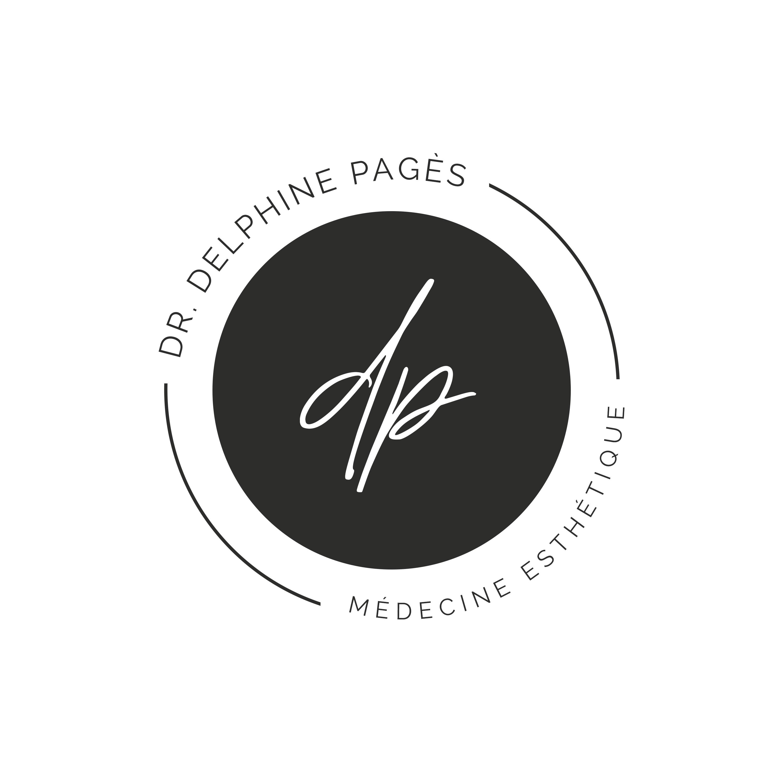 Création de logo pour le Dr Delphine Pagès
